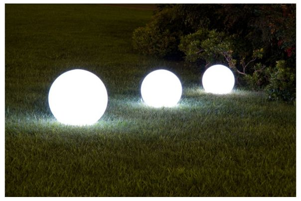 Lampe LED Pool Garden ball - Bizzotto