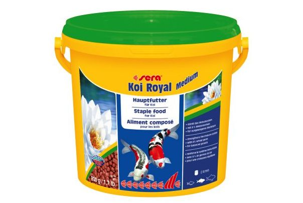 Koi royal medium 3800 ml - Sera