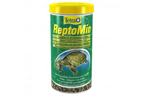ReptoMin Sticks pour Tortues d'Eau - 250ml - Tetra