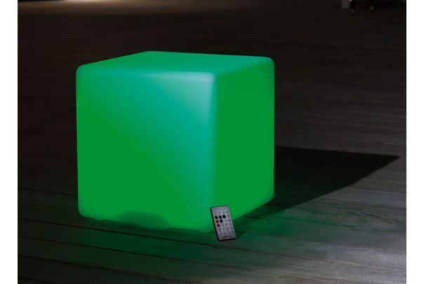 Cube tabouret HP - Collection